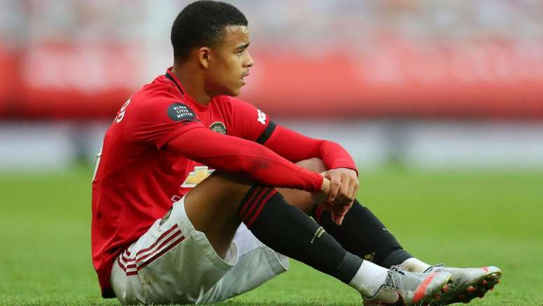 Greenwood accepts 'poor judgement' after Man Utd star shown apparently inhaling laughing gas