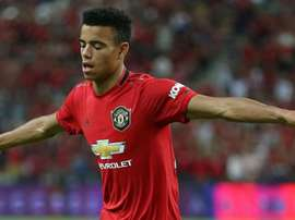 OGS: Greenwood can replace Lukaku. GOAL