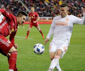 Greg Garza pictured in 2018. GOAL