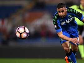 La Roma officialise le transfert Grégoire Defrel. GOAL