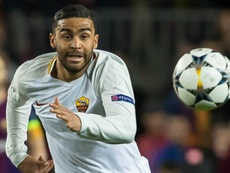 Defrel will leave Roma on loan for the coming season. Goal