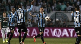 Visitors reach Copa Libertadores semis on away goals.