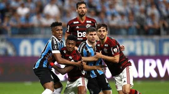 O abismo nas finanças entre Flamengo e Grêmio. Goal