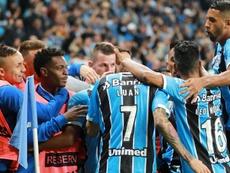 Grêmio 2x1 Godoy Cruz: Pedro Rocha decide e coloca o Tricolor nas quartas de final da Libertadoresht