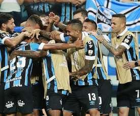 Prováveis escalações de Libertad e Grêmio. Goal