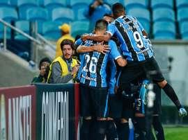 O time gaúcho vai tentar sair da Argentina em vantagem na eliminatória. Goal