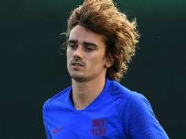 Pai de Griezmann diz que filho errou com o Atlético de Madrid