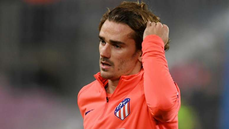 Griezmann bids his club of 5 years farewell. GOAL