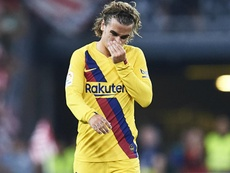 Ernesto Valverde discusses Antoine Griezmann's LaLiga debut for Barcelona