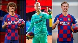 Valverde wants Griezmann, Neto and De Jong to perform for Barcelona. GOAL