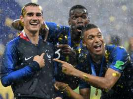 Apesar de jovem, a equipe francesa se mostrou matura na Copa do Mundo. Goal