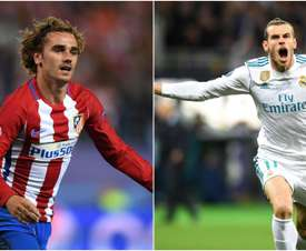 Griezmann and Bale are likely to be Messi's biggest rivals this season. GOAL