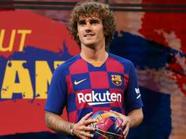 Barça have denied any wrongdoing over their signing of Griezmann. GOAL