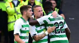Griffiths emotional after scoring on first start since leave of absence
