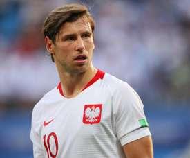 Krychowiak will join Lokomotiv on loan from PSG. Goal