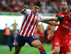 Guadalajara are champions of the Central American competition. GOAL