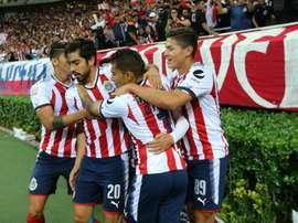 Guadalajara put one foot in the CONCACAF final. GOAL