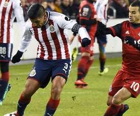 Toronto 1 Guadalajara 2: Pulido free-kick sees visitors grab win