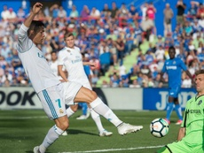 Guaita impressed at Getafe. GOAL