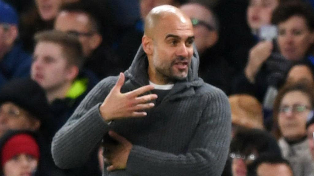 Guardiola baffled by Juve rumours