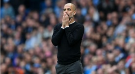 Guardiola was in charge at Bayern for three seasons. GOAL