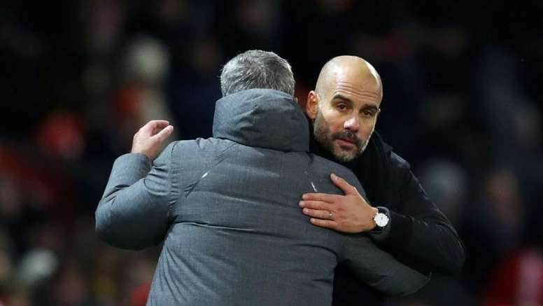 Guardiola would win the title with Man United - Carragher slams Mourinho moans
