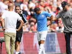 Leroy Sané stara fuori diversi mesi. Goal