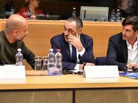 Forum UEFA per Tecnici Elite: presenti Sarri, Ancelotti e Allegri