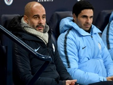 Pep: Arteta next Man City manager