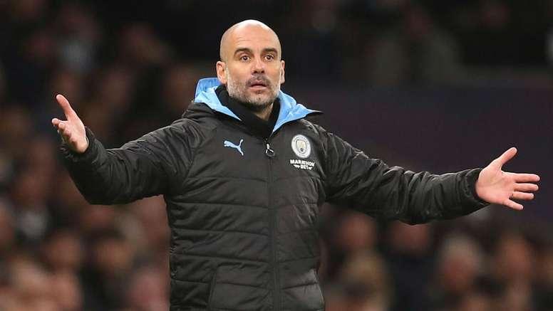 Juventus president says he has considered hiring Guardiola. GOAL