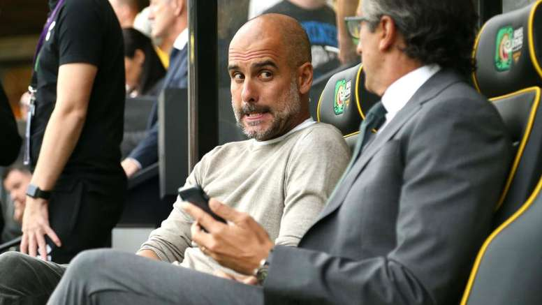 Guardiola fine with no titles