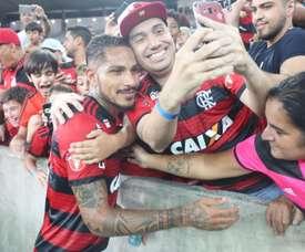 Nos braços da torcida, Flamengo volta a sonhar alto na temporada.Goal