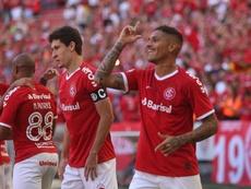 Prováveis onzes de Internacional e Cruzeiro. Goal