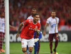 Guerrero acaba com o desespero do Internacional. Goal