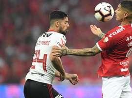 Guerrero decepciona e Pablo Marí tem noite gigante na classificação do Flamengo