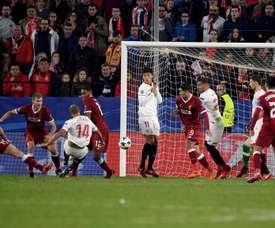 Sevilla will progress with a draw. GOAL