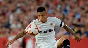 Guilherme Arana - Sevilha. Goal