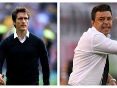 Marcelo Gallardo e Schelotto estão na mira da seleção argentina