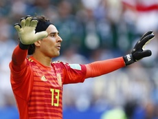 Guillermo Ochoa se vê como titular na Copa do Mundo de 2022 e elogia nova safra de jogadores. Goal