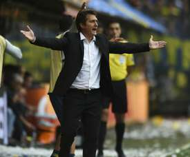 Schelotto frustrated after draw