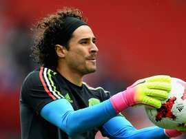 Guillermo Ochoa has signed for Standard Liege on a free. GOAL