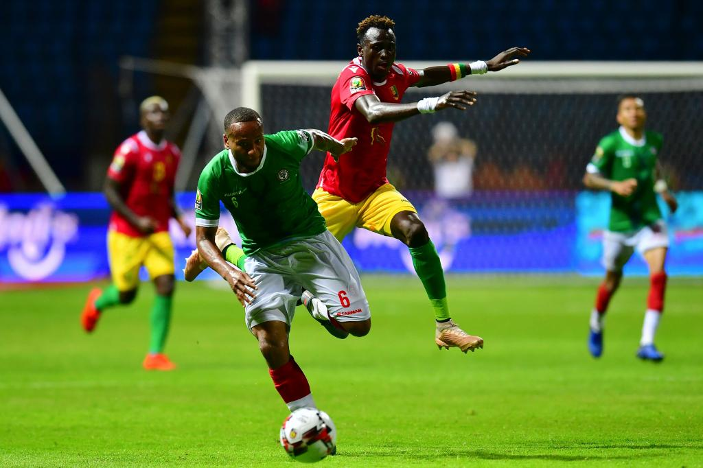 CAN 2019 : la Guinée et Madagascar dos à dos