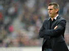Gourvennec souhaite faire une belle saison avec les Girondins. Goal