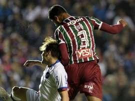 O Fluminense avança na Sul-Americana. Goal