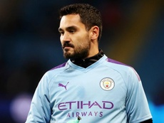 Gundogan not shocked by Man City dip this season. GOAL