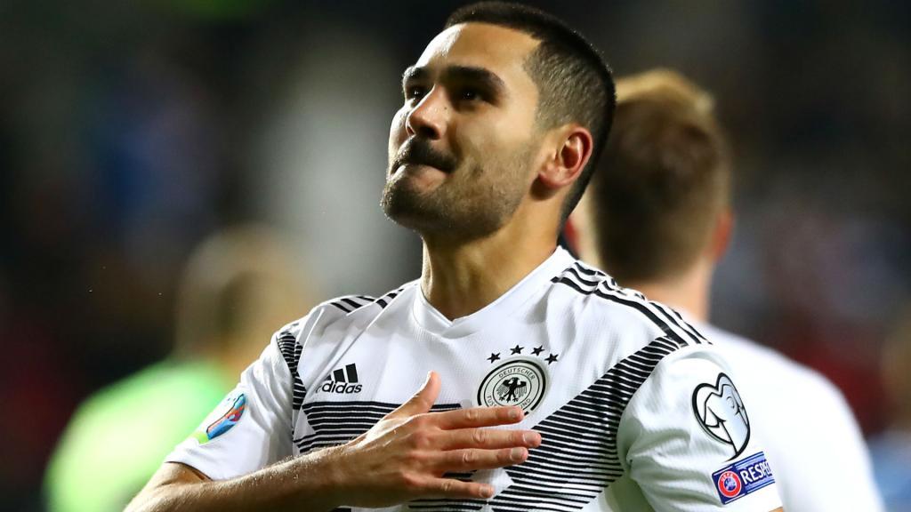 Gündogan leads Germany to unconvincing win in Estonia