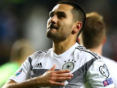Gundogan hits back at criticism for liking controversial Tosun post