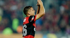 Como Cuéllar barrou Márcio Araújo no 'Fla'. Goal