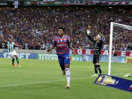 Gustagol deixa o Fortaleza. Goal
