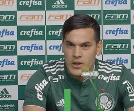 Quais as armas do Palmeiras para não perder Gustavo Gómez?.
